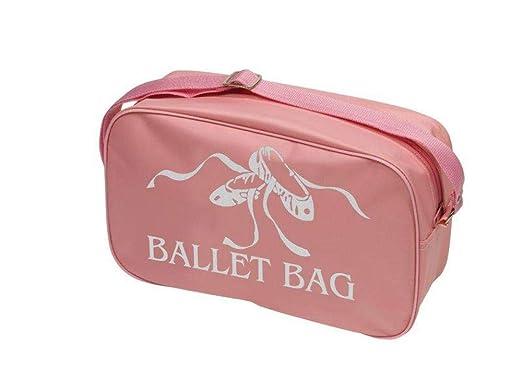 Tappers   Pointers Shoulder Bag - Pink Ballet Bag  Amazon.co.uk ... eeafb54dffeb6