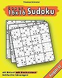 16x16 Super-Sudoku Mit Buchstaben 02, Thomas Schreier, 1491043393