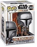 Pop! Star Wars: The Mandalorian - 10 Inch Chrome