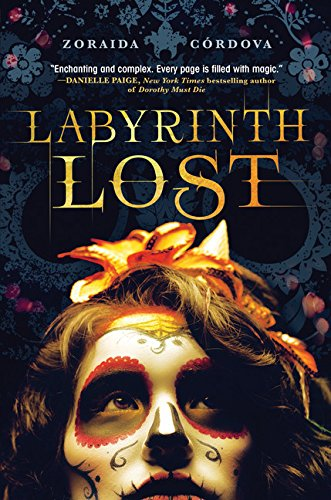 Image result for Labyrinth Lost Zoraida Córdova