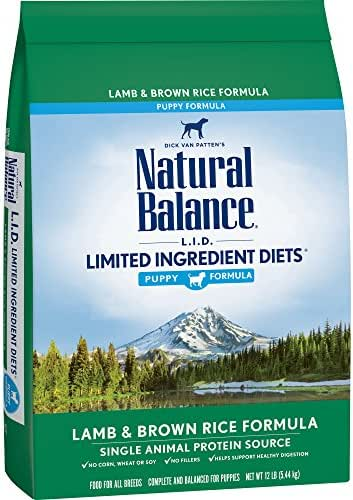 Natural Balance Limited Ingredient Diets Puppy