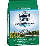 Natural Balance Puppy Formula L.I.D. Limited Ingredient Diets Dry Dog Food, Lamb & Brown Rice Formula, 12-Pound Larger Image