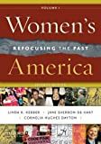 img - for Women's America, Volume 1: Refocusing the Past book / textbook / text book