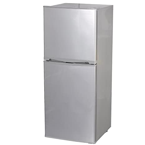 Amazon.com: Smad 2-Door Apartment Size Solar Refrigerator with ...