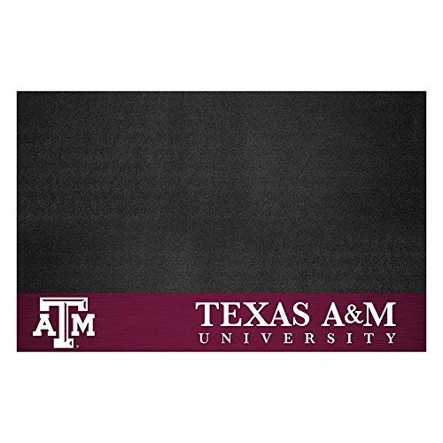 Texas A&m Aggies Grill - Fanmats NCAA Texas A&M University Aggies Vinyl Grill Mat