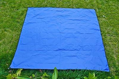 AMYIPO M L XL Size Waterproof Camping Sunproof Shelter Tent Tarp Footprint Groundsheet Blanket Mat for Outdoor Picnics