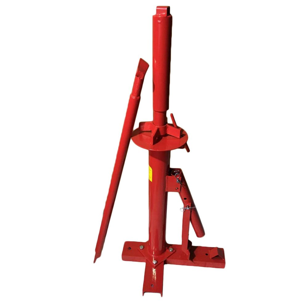 Million Parts Manual Portable Hand Tire Changer Bead Breaker Tool Mounting Home Shop Auto