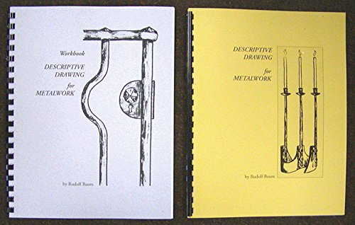 Descriptive Drawing for Metalwork & Workbook for Descriptive Drawing (2-Book Set) PDF Text fb2 ebook