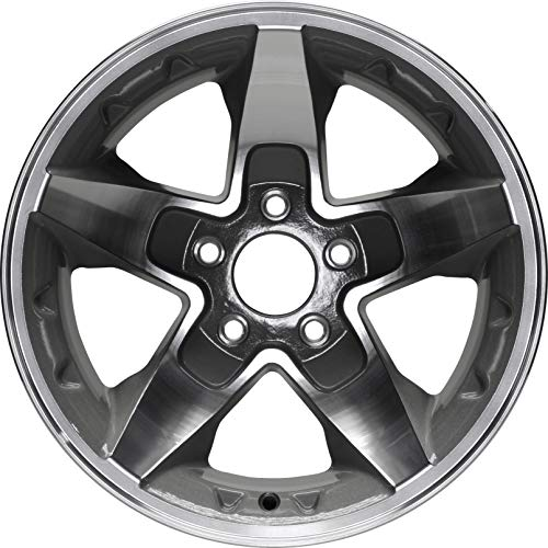 Partsynergy Replacement For New Aluminum Alloy Wheel Rim 16 Inch Fits 2001-2005 Chevy Blazer S10 5-95.25mm 5 -