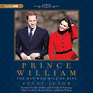 Prince William Audiobook
