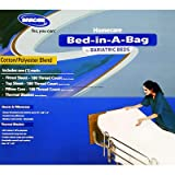 Cotton / Polyester Home Care Bed-in-A-Bag Size: Bariatric