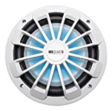 MB QUART NW1-254L Nautic Series Marine-Certified 10' 600-Watt Shallow Subwoofer with LED Illumination