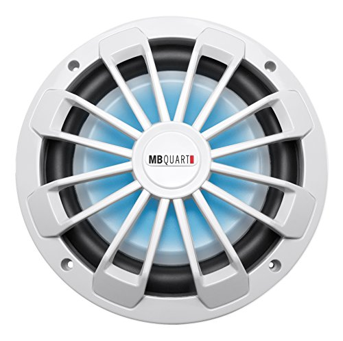 MB QUART NW1-254L Nautic Series Marine-Certified 10