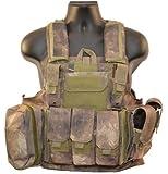 CIRAS Type Molle Combat Tactical Vest