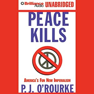 Peace Kills Audiobook