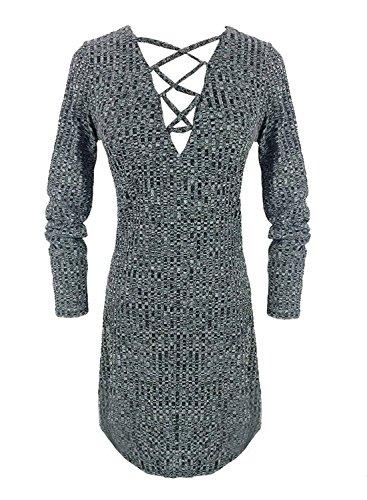 Futurino - Robe - Femme gris gris S/34