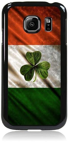 Amazon Irish Flag Ireland Tm Protective Black Plastic Phone