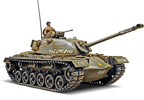 Revell 35 M48A2 Patton Tank