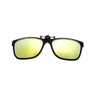 Deporte gafas de cristal polarizado clip para Samsung Galaxy S3 MINI i8190 Flip Up TR90 marco