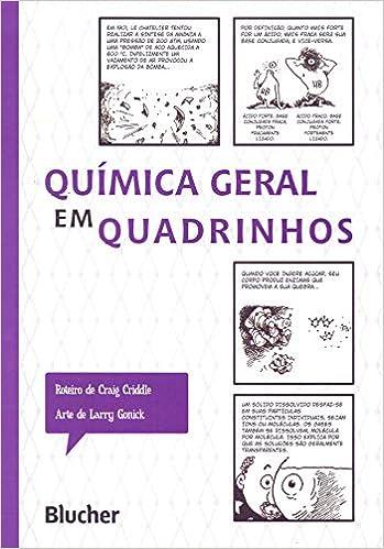 Química Geral em Quadrinhos (Em Portuguese do Brasil ...