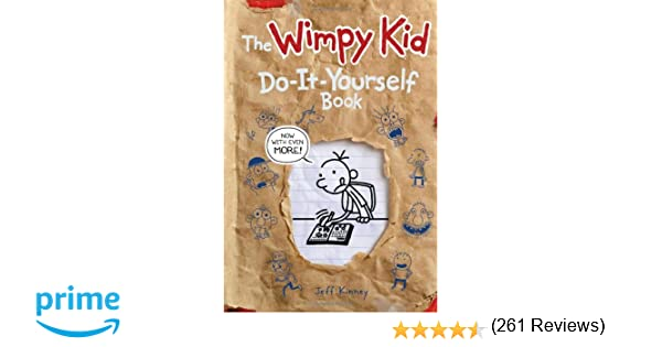 Wimpy kid do it yourself book revised and expanded edition jeff wimpy kid do it yourself book revised and expanded edition jeff kinney 8601400343142 books amazon solutioingenieria Gallery