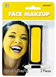 AMSCAN Face Paint, 1-Ounce, Yellow