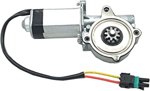 MOCW RV Entry Step Motor 300-1406 RV Step Motor Fit for RV Coach Motorhome Toyhauler Replace OE # 369506 1820124