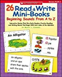 Beginning Sounds from A to Z, Nancy I. Sanders, 043957627X