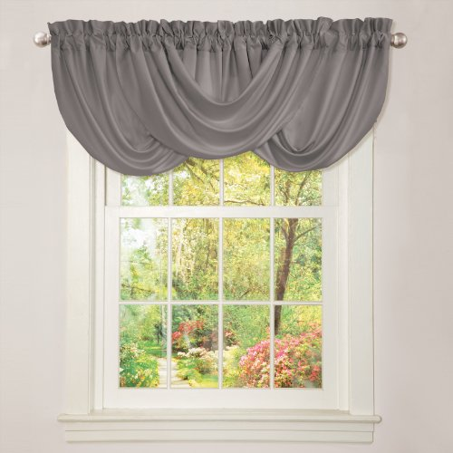 Waterfall Valances For Windows: Amazon.com