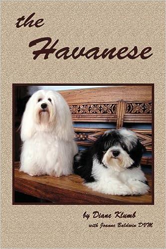 The Havanese Diane Klumb Joanne Baldwin 9781419642807 Amazon