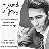 img - for A Mind at Play: How Claude Shannon Invented the Information Age book / textbook / text book