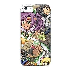 EmptySpiral Scratch-free Phone Case For Iphone 5c- Retail Packaging - Atelier Annie Alchemists Of Sera Island 16662