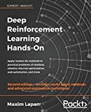 Deep Reinforcement Learning Hands-On: Apply