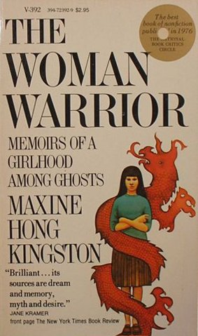 an analysis of sexism in the woman warrior a book by maxine hong kingston Reddit gives you the best of the internet in one place get a constantly updating feed of breaking news, fun stories, pics, memes, and videos just for you passionate.