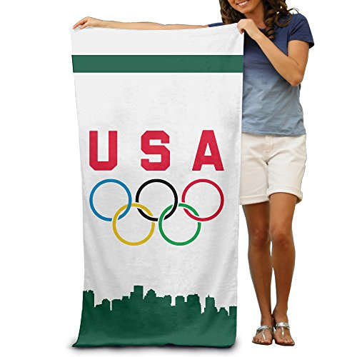MASTER 2016 Brazil Rio Olympics Sports Meeting USA Team Beach Towel