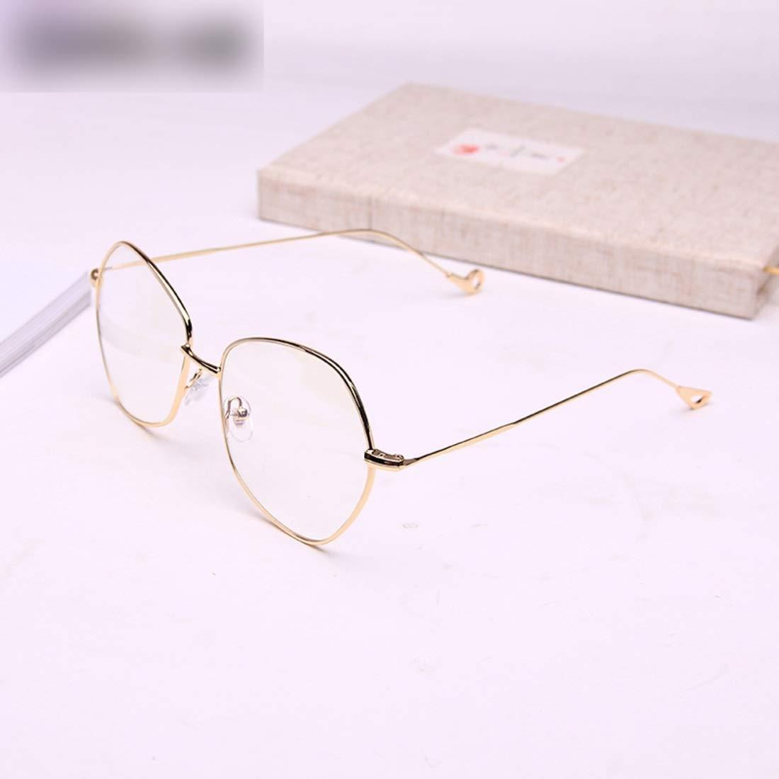 LUOEM Herren Brillenband silber silber