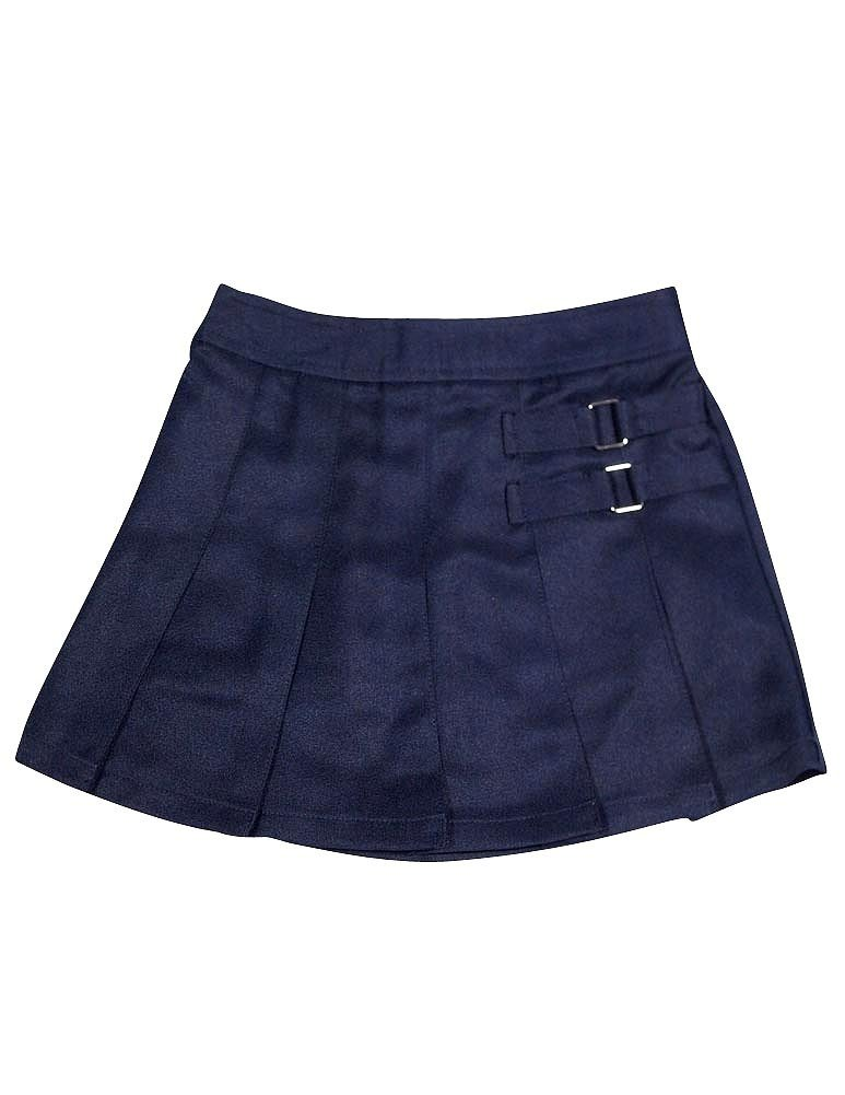 French Toast - Toddler Girls Scooter Skort School Uniform Navy 4T
