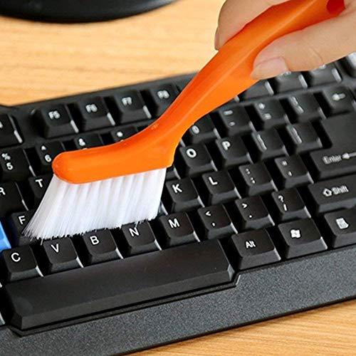 Nook cranny Teclado Household Home Kitchen plegable cepillo para polvo herramienta de limpieza de 2in1Multipurpose...