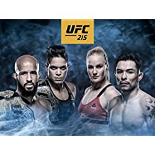 Get Ready for UFC 215