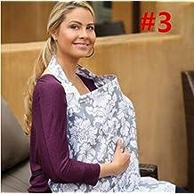 edealing(TM) 1PCS Baby Nursing Cover Breastfeeding Cloth Cover Poncho Udder Feeding Covers