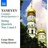 String Quartets Nos. 1 and 3: