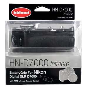 Hähnel HN-D7000 - Empuñadura para Nikon D7000