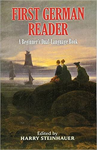 Amazon com: First German Reader: A Beginner's Dual-Language Book