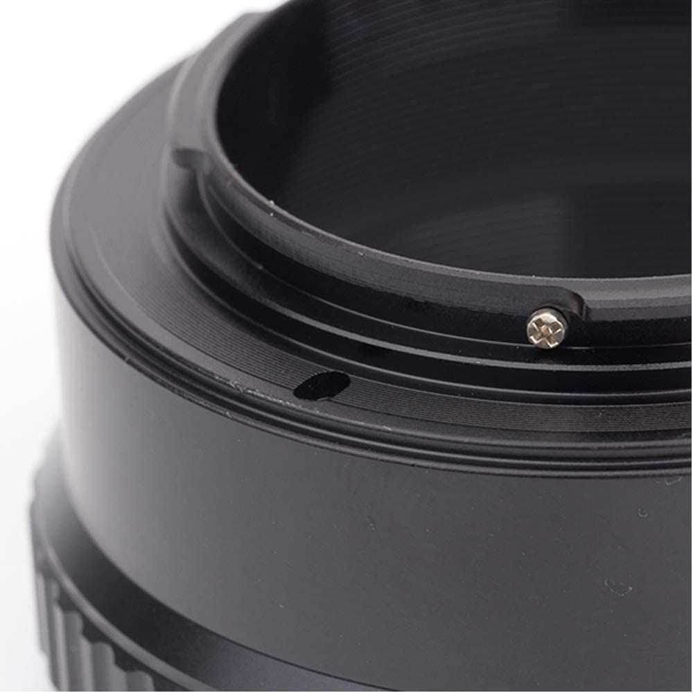 T2 -Canon EOS /·M Pixco Lens Adapter Suit for T Mount T-2 T-Ring Lens to EOS /·M Camera M50 M6 M5 M10 M3 M2