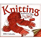 2005 Easy Knitting Pattern-a-Day Calendar