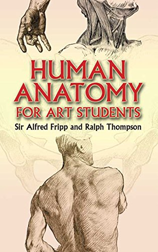Human anatomy for art students dover anatomy for artists human anatomy for art students dover anatomy for artists by thompson ralph fandeluxe Gallery