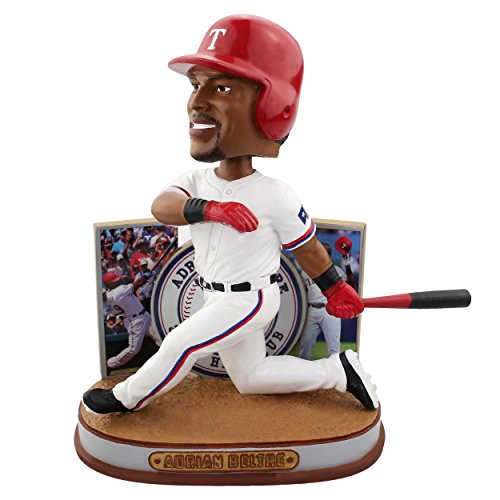 Mlb Bobble Head - Forever Collectibles Adrian Beltre Texas Rangers 3,000 Hit Club Bobblehead MLB