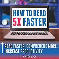 Speed Reading: How to Read 5X Faster