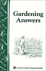 Image of the product Gardening Answers Storey that is listed on the catalogue brand of Storey Publishing, LLC.
