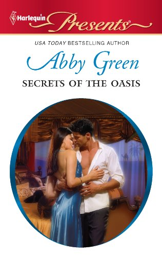 book cover of Secrets of the Oasis